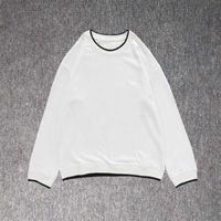 20FW New Fashion Men Hoodie Top Quality Cotton Comfortable Long Sleeve Retro Hoodie Men Women Autumn Size M-2XL