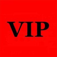 VIPS ارتباط واحد بالدولار يمكن استخدام منتجات DIY أو DHL EMS النقل اللوجستية ونقائق السعر الأخرى رسوم إضافية VIP