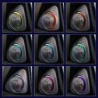 다른 인테리어 액세서리 GLC 클래스 X253 3D 스피커 사운드 오디오 로타리 Tweeter 자동차 LED 주위 Light1