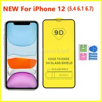 9D Tempered Glass, Full Cover Glue Tempered Glass Phone Scree...