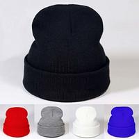 Calidad de lujo otoño invierno unisex lana sombrero moda casual letras sombreros para hombres mujeres diseñador tapa