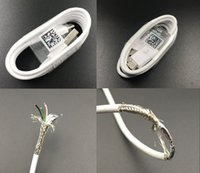 OEM Top Hohe Qualität Typ C V8 Micro USB-Kabel Lade 1M für Samsung S7 S8 Huawei 8 Android-Telefondaten-Ladegerät-Kabel