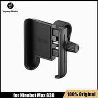 Original Handlebar Phone holder for Ninebot ES1 ES2 ES4 Kickscooter 360 회전 전화 홀더 Xiaomi M365 Max G30 LP를위한 휴대 전화 스탠드