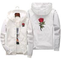Chaqueta de rosa de verano de primavera para hombres y mujeres. Tamaño de los Estados Unidos XS-XXXL 201022