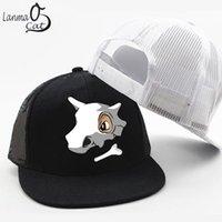 الكرة قبعات لطيف الصيف الهيب هوب صافي كاب للأطفال النساء الرجال المطبوعة أزياء قبعة في الشمس الكبار