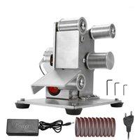 ساندرز متعددة الوظائف المهنية طاحونة مصغرة المحمولة الكهربائية حزام ساندر diy تلميع آلة طحن القاطع حواف مبردة 1
