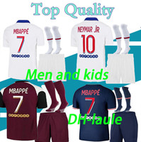 16-2XL adult and kids Maillots de football kits 20 21 Paris soccer jersey 2020 2021 MBAPPE ICARDI shirt men maillot de foot hommes enfants