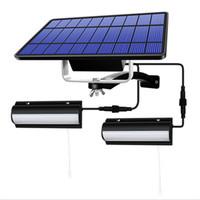 풀 스위치와 3m 라인과 발코니 테라스을위한 LED 태양 펜던트 조명 야외 실내 자동 켜짐 꺼짐 태양 램프를 업그레이드