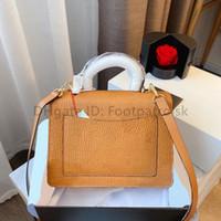 Lüks Tasarımcı Kadın Omuz Çantaları Hakiki Deri Çile Flap Moda Organ Paketi Çanta Mektubu Çapraz Vücut 2021 5A Debriyaj Çanta MS Totes