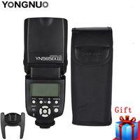 Lampeggia YONGNUO Flash YN565EX III per 6D 60D 5D Mark 550D 1100D 650D 600D 700D 7D 5D2 Camera wirelessL flash1