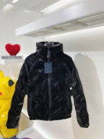 2020 outono e inverno homens mulheres inverno com capuz jaqueta ~ jaquetas de tamanho chinês ~ tops para baixo jaqueta para unisex casal zdl1010.