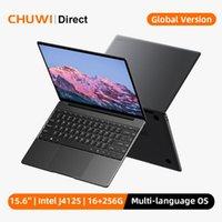 Chuwi Gemibook Pro 14 Inch 2160 * 1440 عرض Intel Celeron J4125 رباعية النواة المعالج LPDDR4X 16GB 512GB SSD ويندوز 10 كمبيوتر محمول