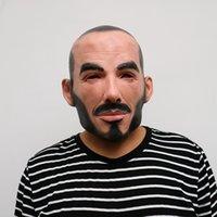 현실적인 파티 코스프레 유명한 사람 남자 David 베컴 얼굴 마스크 라텍스 진짜 인간의 얼굴 코스프레 마스크 멋진 이벤트 마스크 재미있는 T200116