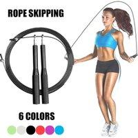 Anpassung Jump Seil Professionelles Springseil Anti-Skid und verschleißfeste Griff Training verlieren Gewicht Fitness innen