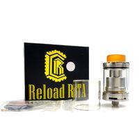 Top Quality Ricarica RTA 2ml E Sigaretta Ni80 Wire Wicks Vape 24mm Serbatoio ricostruibile per vaporizzatore 510 filettatura mod