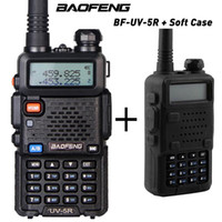Baofeng UV- 5R Walkie Talkie Dual Band VHF UHF Transceiver Ra...