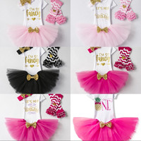Multi Piece Set Baby Clothing Birthday Bow Lovely Dress Kids...