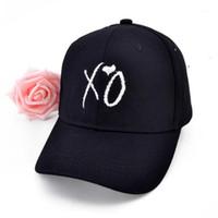 Mode einstellbar XO Hat Die WeekND Snapback Hüte Für Männer Frauen Marke Hip Hop Dad Caps Sun Street Skateboard Casquette Cap1