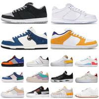 SB Dunk Sneakers Düşük Kaykay Ayakkabı Erkek Bayan Gölge Jackboys Elmas Raygun Viotech Yol Işareti Samba Lazer Turuncu Rahat Ayakkabılar K2R5