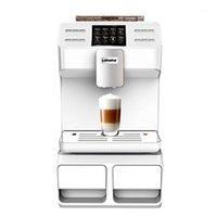 커피 로스터 전체 자동 기계 에스프레소 메이커 홈 / 오피스 LHH-A9C-S1 용 원 버튼 타입