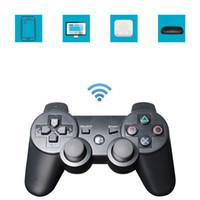 Bluetooth Gamepad Joystick per controller PS3 Wireless Bluetooth Gamepad Joystick per Sony PlayStation 3 PS3 Sixaxis Gamepads Q0104