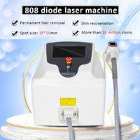 A maioria avançada CE aprovou 808 diodo máquina de laser permanente cabelo de remoção de cabelo face laser máquina de beleza