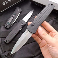 BMF a3117 나비 BM3551 BM3550 단일 작업 전술 캠핑 사냥 접는 나이프 수집 나이프 크리스마스 선물 자동 칼