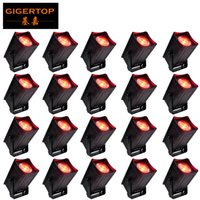 50W LED RGBW 4IN1 Battery Operated Wireless LED Flat Par Light DJ Stage Lighting for DJ Party Dance Floor Light
