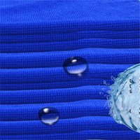 30 * 70cm 타월 자동차 세차 천으로 FaceCloth Blue Hemming Superfine 섬유 연마 루프 수건 0 62JY K2