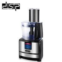 DSP DSP Büyük Kapasiteli Et Öğütücü Elektrikli Ticari Paslanmaz Çelik Et Kıyıcı Sarımsak Smasher Sebze Kesici Pişirme Makinesi