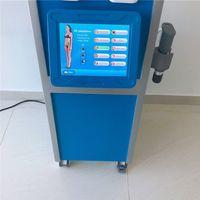 시원한 지방 냉동 세포 분해 기계와 공압 음향 충격파 치료 기계 슬리밍 뚱뚱한 제거