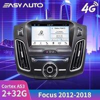 Joueur multimédia de radio automatique Auto 8 '' pour la mise au point 2012-2020 GPS Navigation Auto avec la caméra AHD Retourviwer et Sync3 UI1