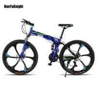 26 인치 21 스피드 산악 자전거 남성과 여성용 산악 자전거 17.5 인치 프레임 도로 자전거 BMX Rowery Bisiklet Kid 's Bicycle1