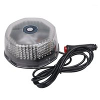 240 LED DC12V Car Impermeabile Veicolo Impermeabile Magnetico montato lampeggiante Strobe Emergency Light Beacon Lamp Lampada Avvertimento Lighting1