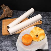 Pan Liner Carta da forno per cucinare Griglia Air Friggitrice a vapore Stelo Duty Duty Non-Stick Paper Paper 20 metri JK2101XB