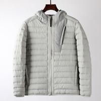 Topstoney FW Nuevo estilo Konng Gonng Gonng Chaqueta para hombre Blanco Pato Down Abrigos Distribuidores De Cortavientos Frivolous Jackets 201116