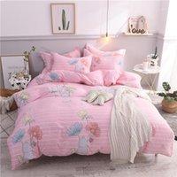 100% Baumwolle Bett / Anbauplatte Twin Queen King Size Bettwäsche Set / Bettwäsche Bettwäsche Bettwäsche Bettwäsche Bett Set Parure de Lit Ropa de Cama1