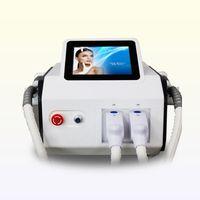 Hot selling Portable IPL OPT SHR Quick Laser Hair Removal IPL Spot Removal Freckle Acne Wrinkle Remover SHR Skin Rejuvenation machine