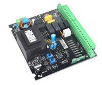 Contrôle d'accès d'empreintes digitales DUAL 220VAC Porte-gabarit automatique de la carte de contrôle de la carte de contrôle de carte CA