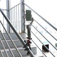 سمارت PHOEN انحراف العالمي الأخطبوط ترايبود المحمولة مدونة فيديو حامل لاسهم الشركات الامريكية الكبرى التناضح 2/3 فييو تشي يون مثبت اكسسوارات DSLR كاميرا