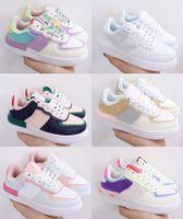 NIKE AIR VAPORMAX shoes 2019 enfant en bas âge tn respirant 2.0 Rainbow Mesh Running Sneakers tns Air Cushion enfants pour enfants baskets de sport