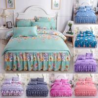 Diseñador Edredón de cama Conjuntos de lecho de algodón de impresión Conjunto de ropa de cama Diseñador 1 * Hoja de cama Fashion Cubierta de algodón Casas de almohada Classic Soft Duvet Funda 165 G2