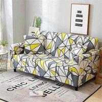 أريكة غطاء تمتد الأثاث يغطي أريكة مرونة أغطية ل غرفة المعيشة copridivano الأغلفة للكراسي الأريكة 218 J2