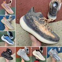 Ventas 2021 Alta calidad 700 Kanye West Running Shoes Vanta 700 V3 Alvah Azael 3M Reflective V2 380 Alien Mist MENS Women Trainer Sneakers