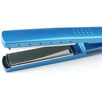 في المخزون برو 450F 1 1/4 لوحة التيتانيوم الشعر مستقيم استقامة الحديد مسطح الحديد السريع