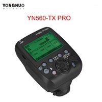 YONGNUO YN560-TX Pro 2.4G TRASMETTORE FLASH TRIGGER FLASH SULLA FLASH per fotocamera DSLR YN862 / YN968 / YN200 / YN560 SPEEDLITE1