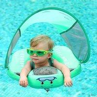 Baby Float Sólido Anel Infantil ToDdler Segurança Aquáticos Nadar Piscina Sala de Piscina Treinamento Swim Treinador Acessórios1