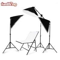 Frothing 50x70 سنتيمتر softbox كيت softbox للصور استوديو نموذج المنتج التصوير الفوتوغرافي ملء مصباح صور مصباح المعدات التصوير