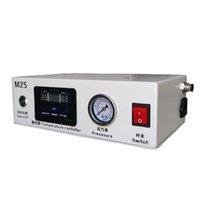 Max 7 pollici LY M25 LCD Mini Air Bubble Remover ad alta pressione LCD Defocam Machine Devoam per iPhone Samsung Mobiles Repair