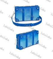 M45432 Çanta Yumuşak Tru Göğüs Paketi Lady Erkekler Tote Zincirleri El Çantaları Presbiyopik Çanta Çanta Deri Crossbody Çanta Tasarımcısı Hobo Vintage Çanta